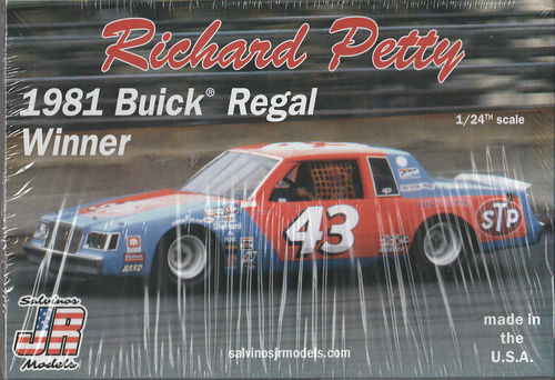 1981 Buick Regal Winner Richard Petty Limitiert