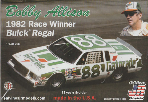 1981 Bobby Allison Buick Regal ,,Gaterade'' Limitiert