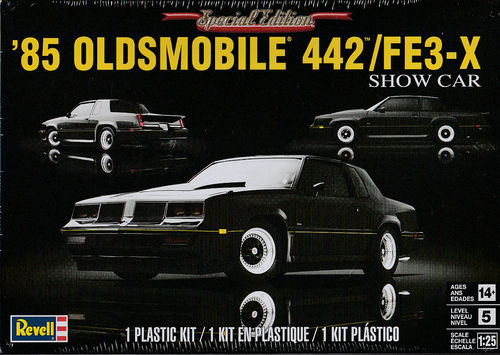 1985 Oldsmobile 442/FE3-X Show Car Specia Edition