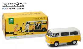 VW Bus T2 ,,Little Miss Sunshine 2006'' gelb/weiß Artisan Collectibles