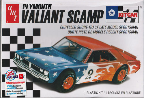 Plymouth Valiant Scamp Short Track Race Car