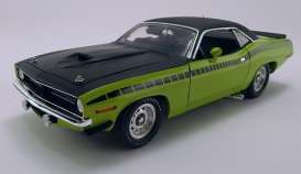 1970 Plymouth AAR Cuda sublime green