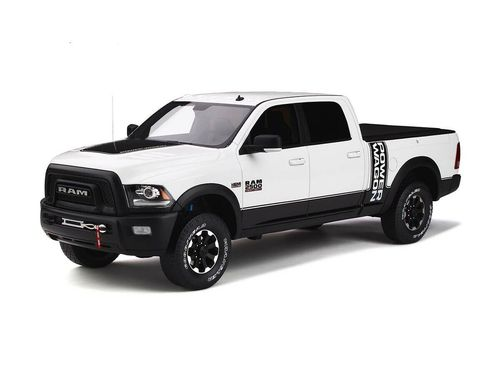 2017 Dodge Ram Power Wagon weiß