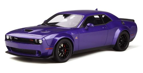 Dodge Challenger R/T Scat Pack Widebody plum crazy