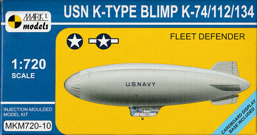 K-Type Blimp K-74/112/134 ca.110 mm lang